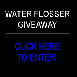 Water Flosser Giveaway